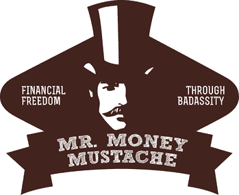 Mr. Money Mustache Logo