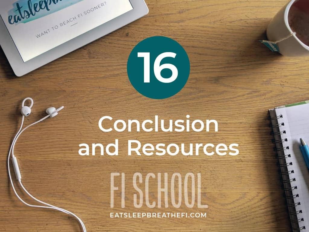 FI School Lesson 16